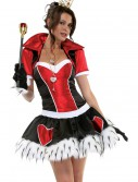 Off with Her Head Red Queen Costume buy now