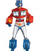 Optimus Prime Super Deluxe Adult Retro Costume buy now