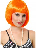 Orange Bob Wig buy now