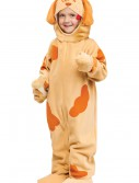 Orange Toddler Puppy Costume buy now