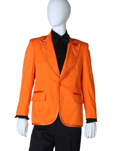 Orange Tuxedo Coat buy now