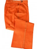 Orange Tuxedo Pants buy now