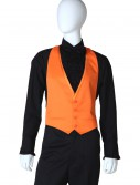 Orange Tuxedo Vest buy now