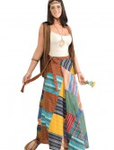 Patchwork Wrap Skirt buy now