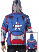 Patriot I Am Marvel Iron Man 3 Costume Hoodie buy now