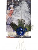 Peacock Flapper Headband buy now