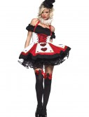 Peasant Top Queen of Hearts Costume buy now