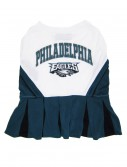Philadelphia Eagles Dog Cheerleader Outfit buy now
