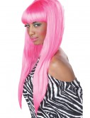 Pink Bubble Gum Wig buy now
