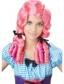 Pink Doll Curls Wig buy now
