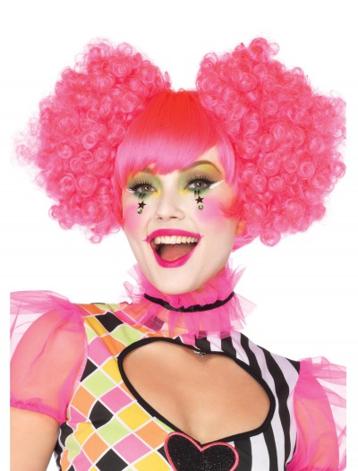 Pink Harlequin Wig buy now