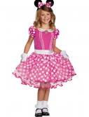 Girls Pink Minnie Tutu Prestige Costume buy now
