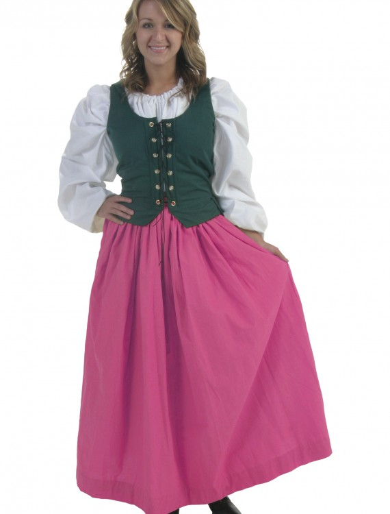 Pink Peasant Skirt buy now