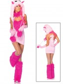 Pink Puff Monster Costume buy now