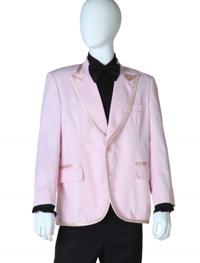 Pink Tuxedo Coat buy now