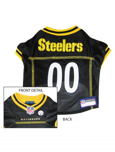 Pittsburgh Steelers Dog Mesh Jersey buy now