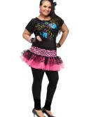 Plus 80s Pop Party Costume buy now