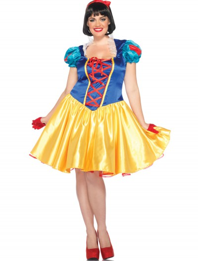 Plus Classic Disney Snow White Costume buy now