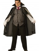 Plus Midnight Vampire Costume buy now
