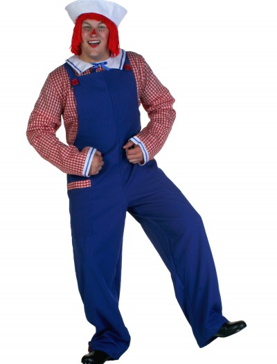 Plus Raggedy Andy Costume buy now