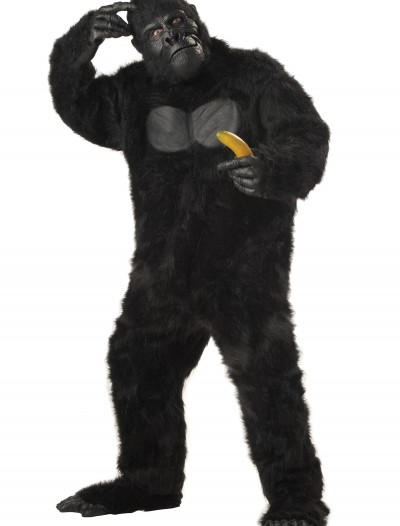 Plus Size Realistic Gorilla Suit buy now