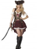 Plus Size Sexy Swashbuckler Captain Costume buy now