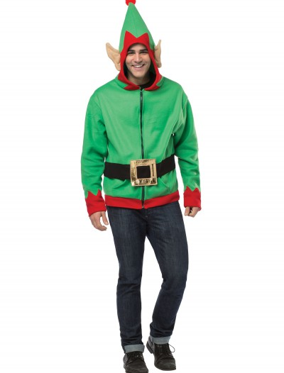 Plus Size Adult Elf Hoodie buy now