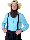 Plus Size Amish Man Costume buy now