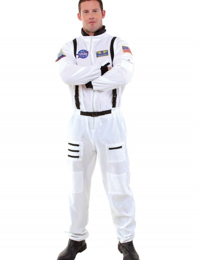 Plus Size Astronaut Costume buy now