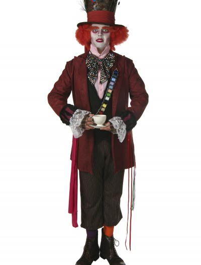 Plus Size Authentic Mad Hatter Costume buy now