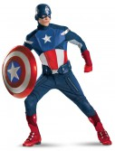 Plus Size Avengers Replica Captain America buy now