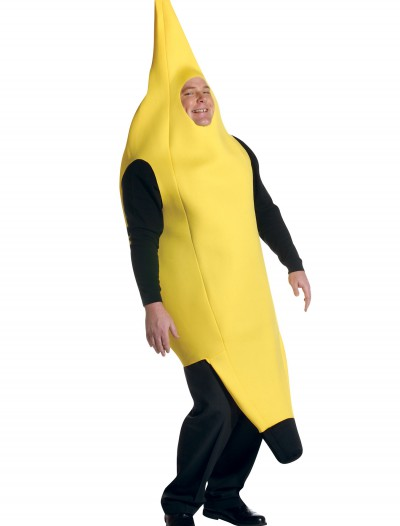 Plus Size Banana Costume buy now