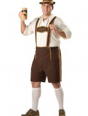 Plus Size Bavarian Guy Costume buy now