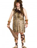 Plus Size Caveman Costume buy now