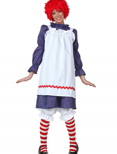 Plus Size Classic Rag Doll Costume buy now