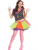 Plus Size Clownin Around Costume buy now