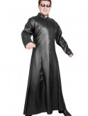 Plus Size Cyberspace Fighter Costume buy now