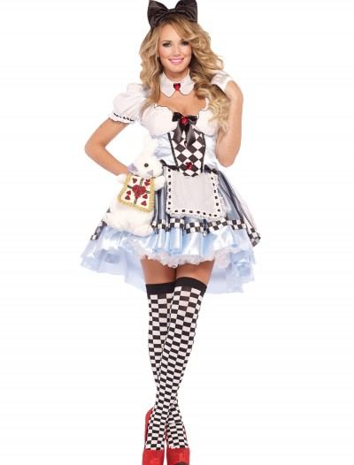Plus Size Delightful Alice Costume buy now