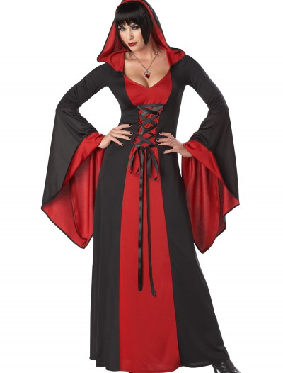 Plus Size Deluxe Hooded Robe buy now
