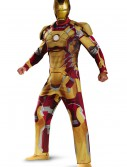 Plus Size Deluxe Iron Man Mark 42 Costume buy now