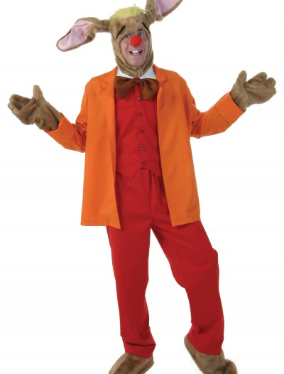 Plus Size Deluxe March Hare Costume buy now