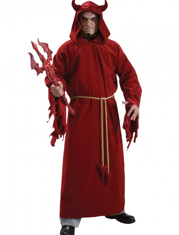 Plus Size Devil Lord Costume buy now