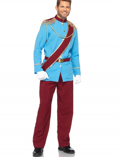 Plus Size Disney Prince Charming Costume buy now