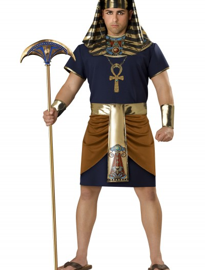 Plus Size Egyptian Pharaoh Costume buy now