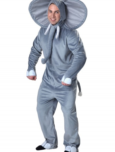 Plus Size Happy Elephant Costume buy now