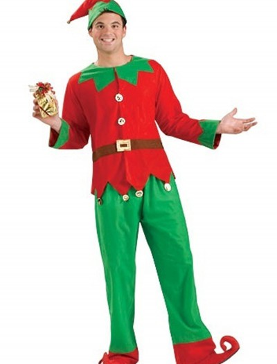 Plus Size Elf Costume buy now