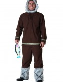 Plus Size Eskimo Boy Costume buy now