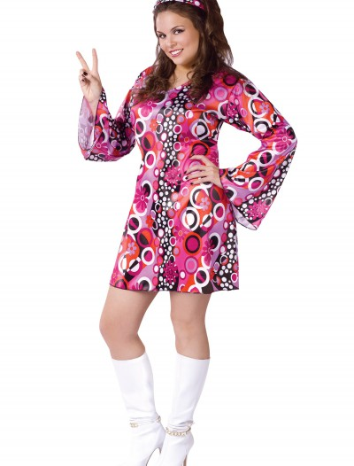 Plus Size Feelin Groovy Dress buy now