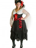 Plus Size Female Pirate Costume buy now