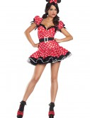 Plus Size Flirty Mouse Costume buy now